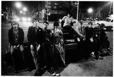 No Wave Punks, Bowery Summer 1978 New Wave Music, The New Wave, Music Mix, Chrissie Hynde, Carl Zeiss Jena, Joey Ramone, New York, Patti Smith, Street Photographers