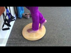 Ankle & Foot Rehab - Balance & Proprioception - YouTube