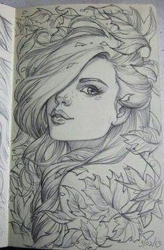 Beautiful drawings, amazing drawings, cool drawings, amazing art, awesome s Amazing Drawings, Detailed Drawings, Beautiful Drawings, Cool Drawings, Amazing Art, Awesome Sketches, Drawing Faces, Hipster Drawings, Pencil Drawings Of Girls