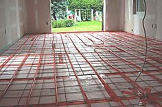 Extreme DIY: Radiant Floor Heating | Apartment Therapy