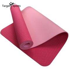 (Buy here: http://appdeal.ru/w0o ) New Yoga Mat 8mm High Quality Eco-friendly Non-Slip Durable TPE Yoga Mats For GYM Fitness Body Building 183cm*61cm for just US $39.99