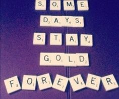 Gold Forever. The Wanted.