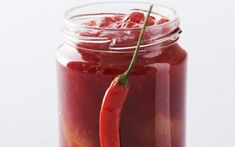 Pruimenconfituur met chili - Libelle Lekker