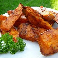 Grilled Chipotle Sweet Potatoes Allrecipes.com
