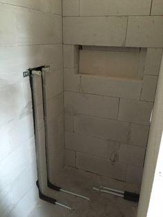 schwimmender Estrich, Bodenaufbau Home Bath Planning