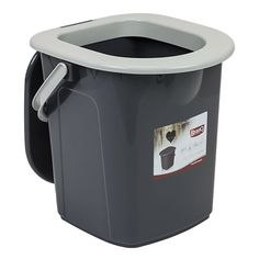 branq WC Toilettes de camping de voyage, gris, M: Amazon.fr: Sports et Loisirs Camping Toilet Tent, Portable Toilet For Camping, Materiel Camping, Compost Bags, Ford Excursion, Little Cabin, Truck Camping, Cabins In The Woods, Camper Van