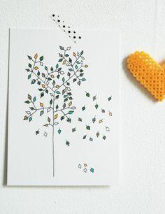 Sweet postcard!