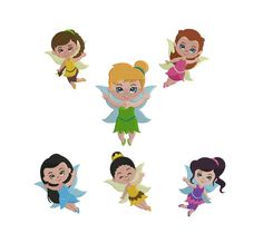 ******************************* BUY MORE TO SAVE MORE! $2 OFF $10 PURCHASE! CODE: 2OFF10 ******************************* 4 x 4 Tinker Bell