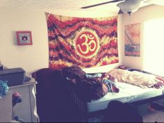 Falling in love with my bedroom.