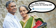 Parents from India visiting USA? Buy #VisitorsInsurance or #VisitorInsuranceUSA for them on http://www.VisitorInsuranceServices.com