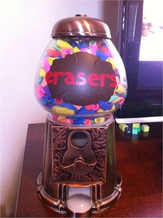 *Teaching Maddeness*: Monday Made Its....The End is Near!  Cute Eraser idea!