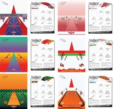 Disney's PLANES Activity Sheets for Father's Day (includes printable paper airplanes) #DisneyPlanes