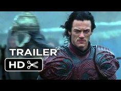 Dracula Untold TRAILER 1 (2014) - Luke Evans, Dominic Cooper Movie HD - YouTube (che figata)