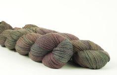 Name: We Both Can Pretend Yarn Details: Miranda Sock, a sock weight yarn, made from 70% baby alpaca, 20% silk, 10% cashmere. 440 yards (400m) per 100g.