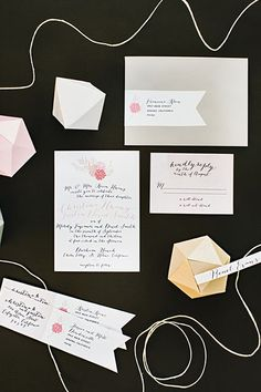 This Adorable Cali Ranch Wedding Is Full Of Inspiration  #refinery29  http://www.refinery29.com/100-layer-cake/42#slide-3  Planning, design, and paper goods: Enjoy Events Co.. ...