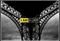 I AM A LADY #Nikon
