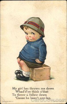 Boy Crying Charles Twelvetrees