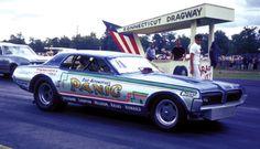 A nostalgic look back at drag racing funny cars from the Vintage Racing, Vintage Cars, Automotive Shops, Ford Maverick, Self Driving, Drag Cars, Vintage Humor, Car Humor, Car Photos