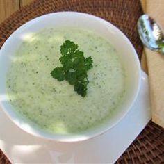 Best Cream Of Broccoli Soup - Vegetarisch/Vegan - Best Broccoli Soup, Steamed Broccoli Recipes, Broccoli Cream Soup, Best Cream Of Broccoli Soup Recipe, Fried Broccoli, Chicken Broccoli, Soup Appetizers, Cooking Recipes, Healthy Recipes