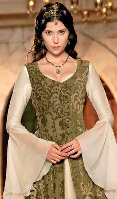 The Lymond Chronicles Selma Ergeç as Guzel (Kiaya Khatun)
