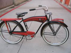 1952 Firestone Super Cruiser...wow!