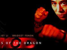 Jet Li 'Rise of the Dragon' Bridget Fonda, Jet Li, Martial Arts, Dragon, Movie Posters, Film Poster, Dragons, Combat Sport, Billboard