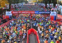 Bank of America Chicago Marathon - October 12, 2014