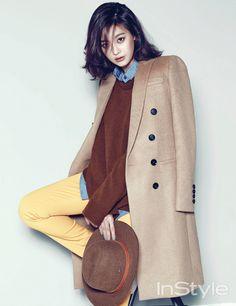 2014.10, InStyle, Oh Yeon Seo