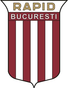 Rapid Bucharest crest. Blue Dream, Sports Clubs, European Football, Bucharest, Medical Marijuana, Football Soccer, World Cup, Herb, Badge