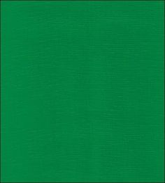 Solid Green Oilcloth Fabric