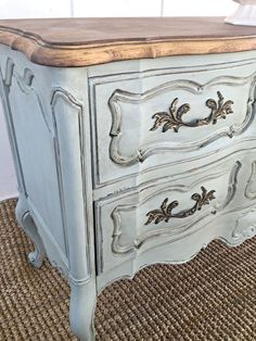 French Provincial Buffet Makeover Hometalk