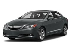 2013 dark grey gray silver Acura ILX 2.0L w/ Tech Pkg - $25,000