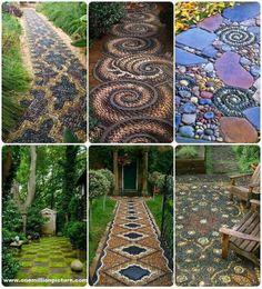 10 Ideias para decorar o seu jardim...