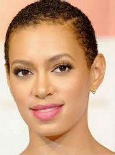 very short african curly hairstyles