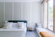 Fresh, sophisticated, yet delightfully unpretentious; Margot House artfully bridges the gap between understated chic and avant-garde luxury. If a sanctuary within the heart of the city hustle and bustle is what you crave, then look no further. Situated in central Barcelona, this uniquely fresh approach to luxury dwelling is the perfect secret escape for the discerning traveller. A hidden gem, Margot House coolly projects an air of discreet solitude, avoiding any signage, this is a true…