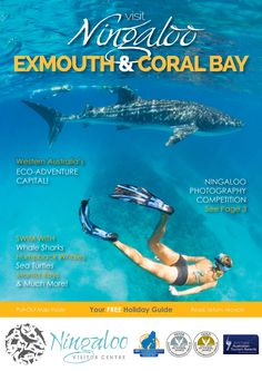 2017 Ningaloo Holiday Planner COVER
