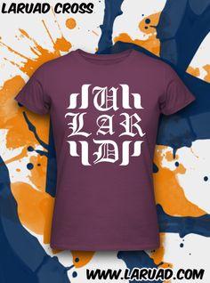 """T-shirt """"Laruad Cross"""" for women"""