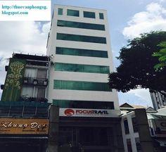 Cho thuê nhà làm văn phòng nguyên căn mặt tiền đường Đinh Tiên Hoàng, Quận 1. ~ Cho thuê văn phòng cao ốc giá rẻ tại Quận 1 HCM