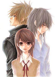 Read this manga twice already ! One of my favs