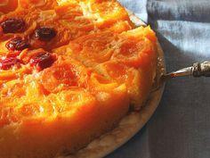 Ricetta Dessert : Torta rovesciata di albicocche da Essenzadivaniglia