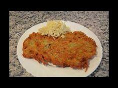 Bramborák - recept na skvělé domácí bramboráky (Czech Amazing potato latkes) - YouTube Czech Recipes, New Recipes, Ethnic Recipes, Risotto, Natural Remedies, Bbq, Potatoes, Dishes, Baking