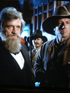 """John Brown aka Johnny Cash in """"North and South"""""""
