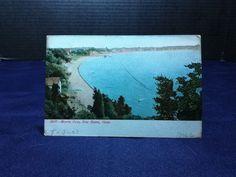 Morris Cove, New Haven, CT., Pub: Souvenir Post Card. Dated 8/1907, 1 C. STAMP