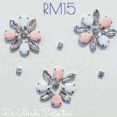 "36 Likes, 17 Comments - beadsjahitbeadingmanik (@debeadscollection) on Instagram: ""Sweet tak? Kalau nak belajar cara jahit chunky beads ni, bawa baju or tudung anda, hanya RM25…"""