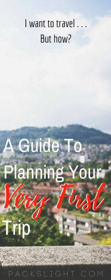 I want to travel... But how? A beginner's guide to planning your very first trip! From your pets to your passports, and everything in between!