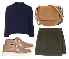 """""""Untitled #2801"""" by evalentina92 ❤ liked on Polyvore featuring Topshop, STELLA McCARTNEY, rag & bone, women's clothing, women, female, woman, misses and juniors"""