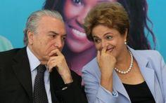 Ações do PSDB no Tribunal Superior Eleitoral visam cassar o mandato de Dilma e Temer