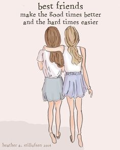 ❤❤❤BFF❤❤❤ The more important thing that u can have . My BFF iLoU ❤❤❤ Friend Quotes For Girls, Bff Quotes, Cute Quotes, Girl Quotes, Sayings About Friends, Girl Friendship Quotes, Play Quotes, Best Friend Quotes Funny, Funny Friendship