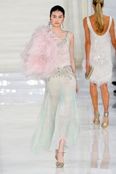 """Ralph Lauren Winter/Spring   Ralph Lauren Spring 2012   """"Winter"""" Style (for those with the """"Winter ..."""