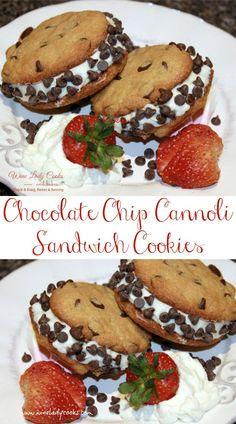 Cannoli sandwich cookie recipe – Poly food recipes blog